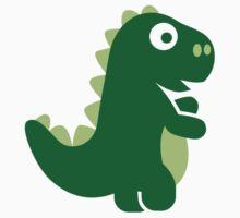 Comic T-Rex by Designzz