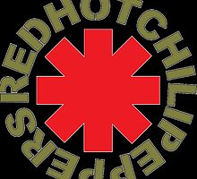 The Red Hot Chili peppers logo by SirSlickback