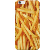 French Fried Potatoes iPhone Case/Skin