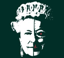 Queen Elizabeth 2.0 by SuperNitro