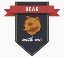 Bear with me Kids Clothes