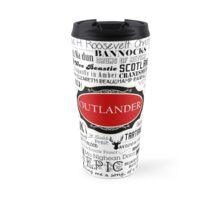 Outlander Travel Mug (Red) Travel Mug