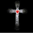 Silver Cross by WildestArt