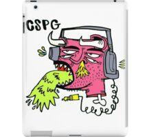 CSPG iPad Case/Skin