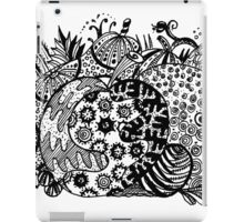 Fruit 2 - Aussie Tangle (See Description for Background Colour Options). iPad Case/Skin