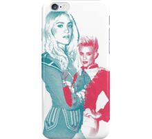 Nervo Twins Blue and Red iPhone Case/Skin