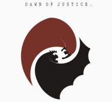 Dawn of Justice by wintertale