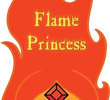 Flame Princess by FaustMidas