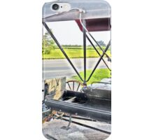 Buggy by the Road iPhone Case/Skin