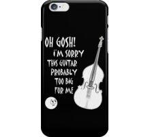 Oh gosh! iPhone Case/Skin