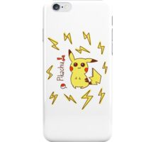 Pikachu Chibi iPhone Case/Skin