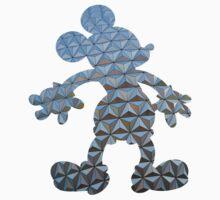 Epcot Mickey Kids Clothes