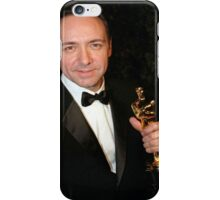 Kevin Spacey With his Oscar iPhone Case/Skin