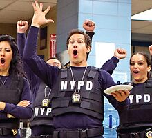 Brooklyn nine-nine by djcc