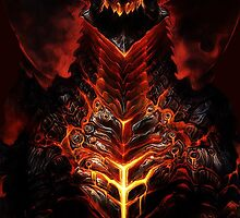 Deathwing by leon89
