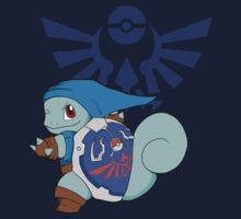 Hylian Squirtle by InaBox