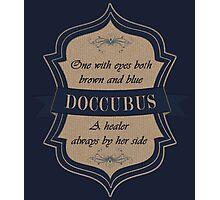 Doccubus Photographic Print