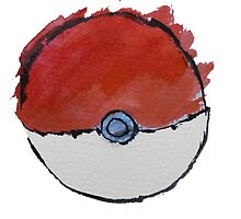 Scribble Pokeball by link-389