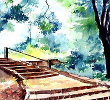 Steps to eternity by Anil Nene
