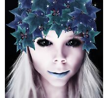 Woodland Elf Photographic Print