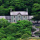 Old Quarry Hospital - Llanberis by Trevor Kersley
