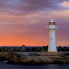 Wollongong Lighthouses by Stephen Balson