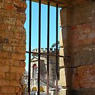 Inside Gaol Port Arthur by Sharon Robertson