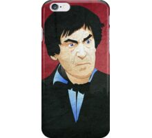 Patrick Troughton - Doctor Who #2 iPhone Case/Skin