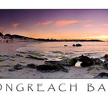 Longreach Beach by Kirk  Hille