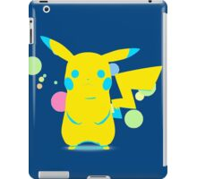 Pokemon - Blue Pikachu iPad Case/Skin