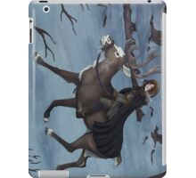 Nordic Forest iPad Case/Skin