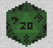 Pixel D20 by zigmenthotep