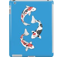 Fish carp koi (3) iPad Case/Skin