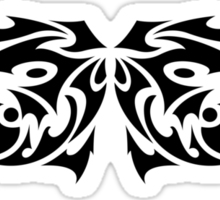 Tribal Tattoo 5 Sticker
