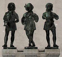 Three Boys by Germany