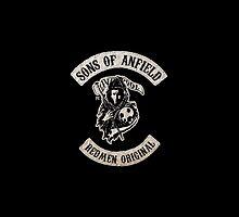 Sons of Anfield - Redmen Original by EvilGravy