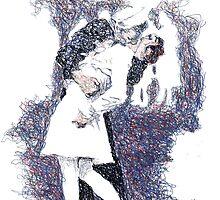 Kiss by HenryGaudet