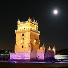 Belém Tower.Portugal by tereza del pilar