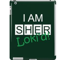 SherLokid iPad Case/Skin