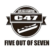 Five out of Seven Life as a Gaffer by Prussia