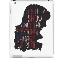 Emotional Damage iPad Case/Skin