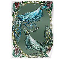 antlerbird Poster
