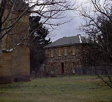 photoj Tassie Country Heritage Building by photoj