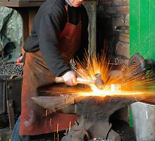 Cold Steel Striking Hot Iron by Colin S Pearson
