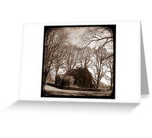Gostwyck Chapel - New England, New South Wales, Australia Greeting Card