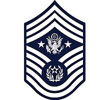 Chief Master Sergeant of the Air Force Photographic Print