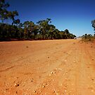Louth Rd Outback NSW by Mark Ingram Photography