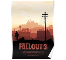 Fallout Wasteland Poster