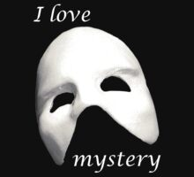 I love Mystery by Celinda