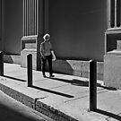 Shadows in the City by cclaude